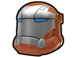 Igor Dark Orange Combat? Helmet