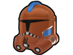 Echo Dark Orange Trooper Helmet