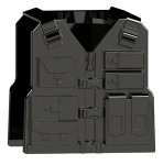 - CombatBrick Tactical Vest