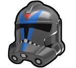 DGM Silver Trooper Helmet