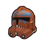 BST Orange Trooper Helmet