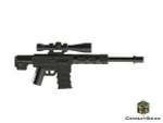 "CombatBrick Semi-Automatic Sniper Rifle - ""REAPER"""