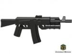 CombatBrick AK-74 with Grenade Launcher - Russian Assault Rifle