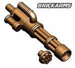 "BrickArms Minigun ""NO Ammo"""