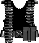 Brickarms WW2 Vest - German Gunner