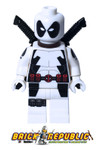 Brick Republic Custom Minifigure - Reverse Pool Superhero