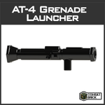 CombatBrick AT-4 Grenade Launcher