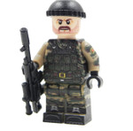 Custom Minifigure - Russian Spetsnaz