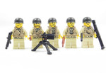 Custom Minifigure - WWII U.S Soldier Team