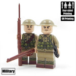 Custom Minifigure - WW1 British Team