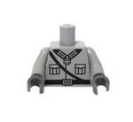 Custom Printed Lego Minifigure Torso - WWII Heer Soldier