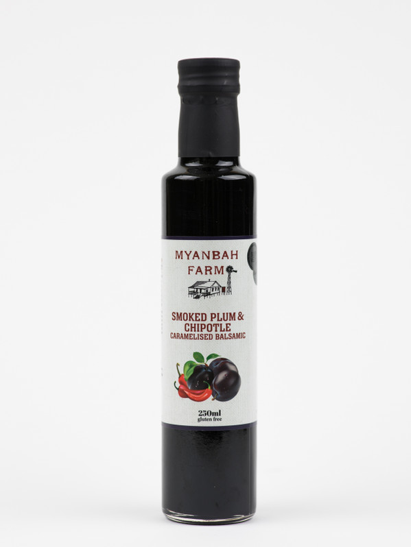 Caramelised Balsamic, Plum & Chipotle 250ml