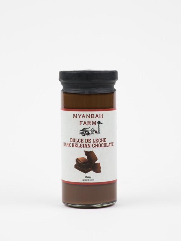 Dulce de Leche Dark Belgian Chocolate 275g