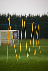 Mitre Pole Set