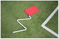 Precision Collapsible Corner Poles (set of 4)