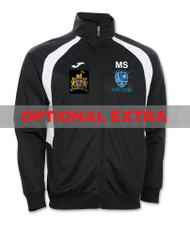 Darwen Aldridge Football Tracksuit Jacket