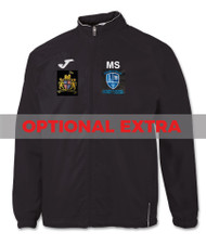 Darwen Aldridge Football Rain Jacket