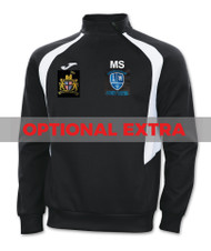 Darwen Aldridge Football 1/4 Zip Sweatshirt