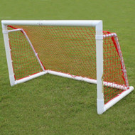 Diamond 1.5m x 1m Folding Aluminium Goal