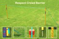 Samba 60m Respect Crowd Barrier