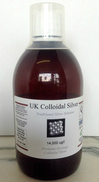 Colloidal Silver is a fantastic discovery product, it has a long history of use by humans dating way back to the American settlers putting a silver dollar in their water bucket to keep the water drinkable and lower bacteria content. Its a very versatile product. You can drink it or spray on skin, I use it all the time