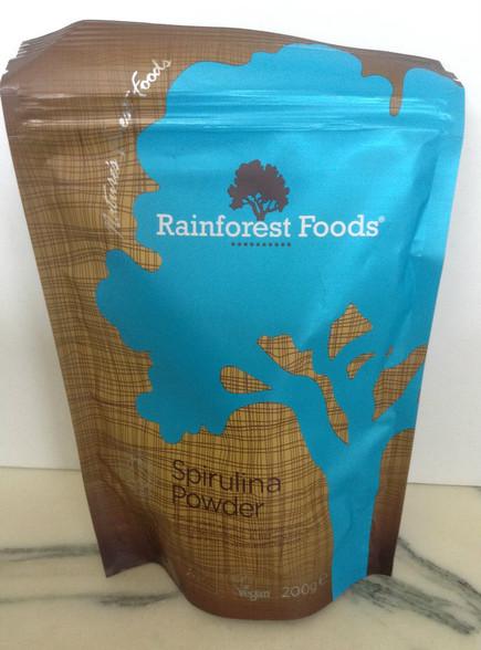 Rainforest Foods Spirulina Powder 200g
