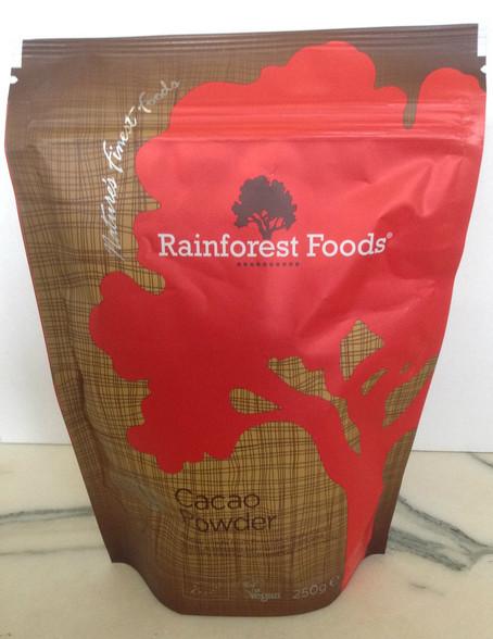 Rainforest Foods Cacao Powder 250g