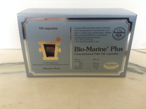 Pharma Nord Bio-Marine Plus Fish Oil (150 Capsules)