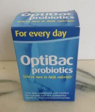 OptiBac Probiotics for Every Day 60 Capsules