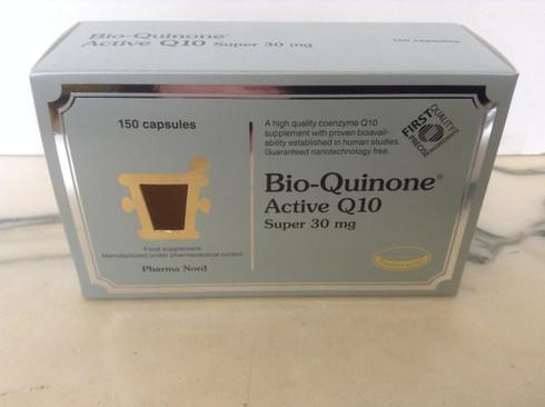 Pharma Nord Bio-Quinone active Q10 30mg - 150 Capsules