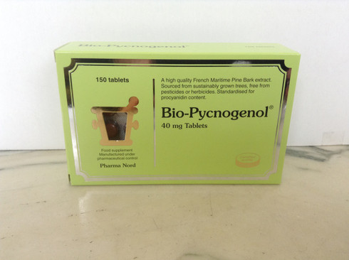 Pharma Nord Pycnogenol 40mg 150 tablets