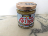 Carleys Hemp and Linseed butter 170g