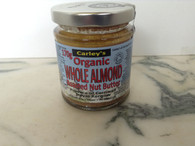 Carleys Whole Almond Nut Butter 170g