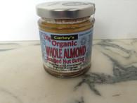 Carleys Whole Almond Nut Butter 170g