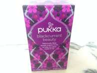 Pukka Beautiful Blackcurrant 20 tea bags