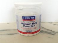 Lamberts Vitamin B50 Complex 250 tablets