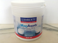 Lamberts Mag-Asorb Magnesium 150mg as citrate 180 tablets