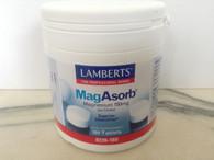 Lamberts Mag-Asorb Magnesium 150mg as citrate 180 tablets