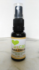 Love CBD Oil 20ml Spray 300mg