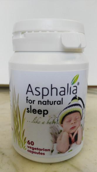 Asphalia is a mixture of natural grasses, it enables natural sleep.