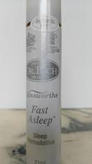 Ainsworths great fast sleep spray 21ml, alcohol free.