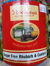 SUGAR FREE RHUBARB & CUSTARD. 500G
