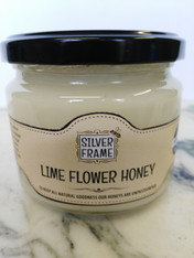 Lime Flower Honey unprocessed 370g