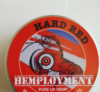 Hard Red Hemp Balm