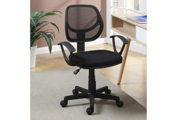 OFFICE CHAIR BASIC BLACK