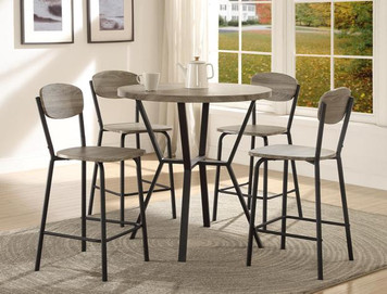 BLAKE 5-PK COUNTER HEIGHT TABLE