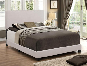 ERIN QUEEN BED KHAKI