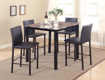 AIDEN COUNTER HEIGHT TABLE SET