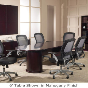 "Kenwood Conference Table 120""X48""X30"" (Mahogany)"
