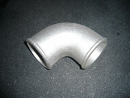 2.5 Inch Cast Aluminum Elbow